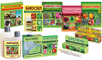 Garden products - Vashe Hozaistvo, Fertilizers