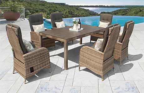 Garden Centre Shopping UK -  multiseasonal garden furniture