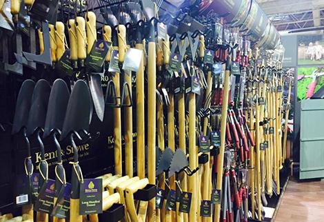 Kent & Stowe garden tools England