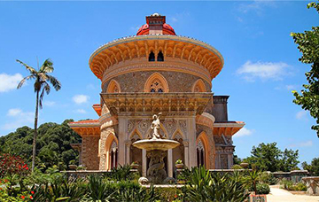Monserrate Palace Gardens, Portugal