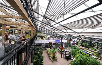 INTRATUIN garden centre indoor
