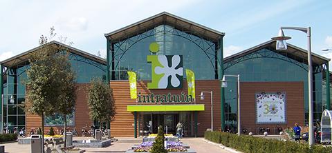 INTRATUIN garden centre chain in Netherlands
