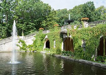 Sanssouci Park & Palace in Potsdam, Germany