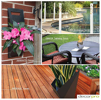 outdoor home and garden accessories