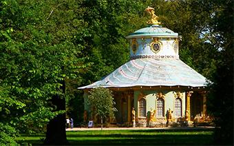 Sanssouci Park & Palace chinese house