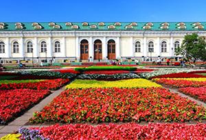 Alexandrovsky Sad in Moscow