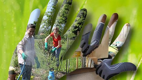Gardening gloves - Rostaing, France