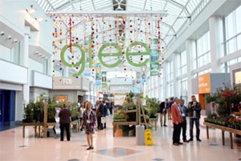 GLEE garden trade show