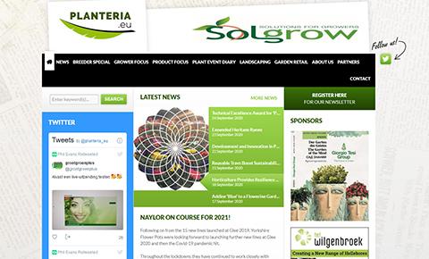 Planteria.eu Plant Trade Media